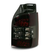 LED Rückleuchten Heckleuchten VW T5 Bus Caravelle Multivan rauch rot
