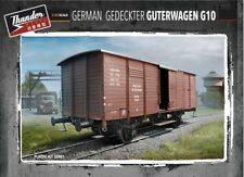 THUNDER MODEL TM35901 Deutsche Reichsbahn gedeckter Güterwagen G10 in 1:35