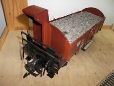 Magnus Hoehne Handworks Metall-Handarbeitsmodell Güterw. Wbr 14 avec Guérite