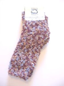 World's Softest Socks - Cozy Collection - Woods - Brown, Purple, & Blue - NEW