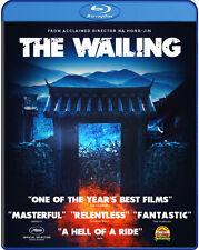 The Wailing (Blu-ray Disc, 2016)(WGU01738B)Horror, Kwak Do, Korean w/ Eng sub