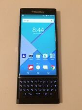 BlackBerry PRIV 32GB Black Verizon AT&T T-Mobile Unlocked - Excellent Condition