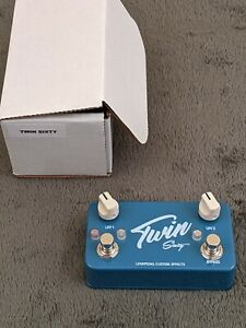 LovePedal Twin Sixty Clean Boost Overdrive Electric Guitar Effects Pedal