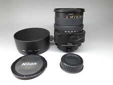 【Exc+++】Nikon PC Micro-NIKKOR 85mm f/2.8D Tilt-Shift Lens