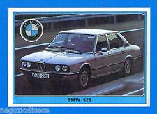 SUPER AUTO - Panini 1977 -Figurina-Sticker n. 64 - BMW 528 -Rec