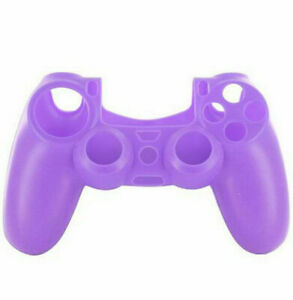 Silicone Skin Protective Case Cover Skin for PS4 Gamepad Controller