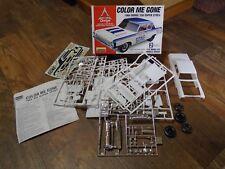 1996 LINDBERG--1964 DODGE 330 SUPER STOCK CAR MODEL KIT (LOOK) COLOR ME GONE