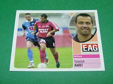 YANNICK BARET EN AVANT GUINGAMP EAG PANINI FOOT 2003 FOOTBALL 2002-2003