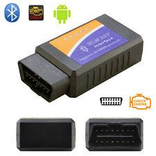 ELM327 Bluetooth Car Diagnostic Scanner OBD2 OBDII Code Reader Tool Detector