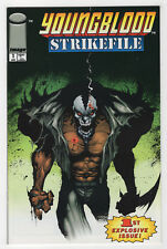 Youngblood: Strikefile #1 (Apr 1993, Image) Flip-Book Jae Lee Rob Liefeld -B