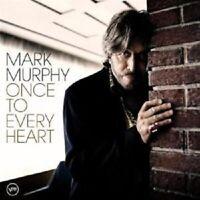 """MARK MURPHY/TILL BRÖNNER """"ONCE TO EVERY HEART"""" CD NEU"""