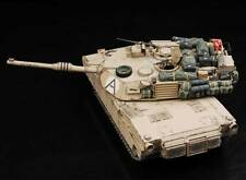 Award Winner Built Tamiya 1:35 Abrams M1A1 Main Battle Tank +Accessories