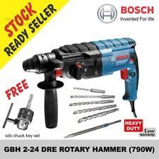 BOSCH GBH 2-24 DRE ROTARY HAMMER (790W) free chuck key set