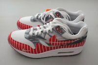 NEW Nike Mens Air Max 1 LHM Los Primeros Shoes Red White Sz 6 (AH7740-100)