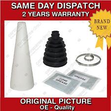 Joint CARDAN & Kit COFFRE cône ARBRE DE TRANSMISSION compatible avec pour