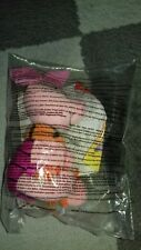 MCDONALDS HAPPY MEAL TOY DISNEY PIGLET PLUSH BEANIE 2000 SEALED RARE