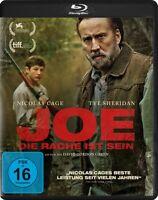 Joe - Die Rache ist sein Nicolas Cage - Blu Ray - Neu u. OVP