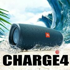 Charge4 Wireless Bluetooth Speaker Waterproof Rechargeable Portable Speaker