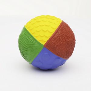 Natural rubber Phantasy Ball Bright by Lanco
