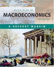 Principles of Macroeconomics : Canadian Edition by N. Gregory Mankiw and...