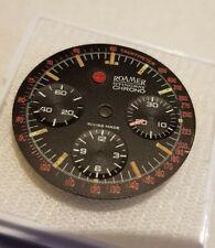 Roamer Stingray Chronograph dial Zifferblatt  Vintage