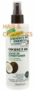 Palmers Coconut Oil Formula Strengthening Leave In Conditioner 250ml UK Seller