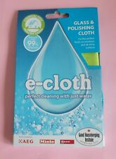 E-Cloth Glass & Polishing Cloth new
