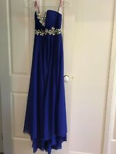 Selling Stunning Royal Blue Formal Gown