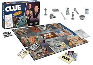 CLUE Seinfeld Collector's Edition Board Game - Sealed Brand New FAST SHIPPING LE