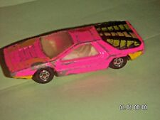 MATCHBOX SERIES 1970  No.75  Alpha Carabo  PINK  M.I.ENGLAND by LESNEY PRODUCTS