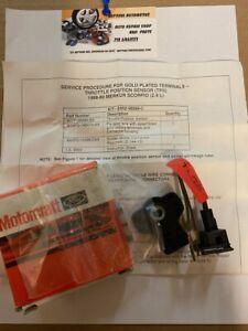MOTOCRAFT DY773  1988-89 MERKUR SCORPIO 2.9 L 90TF-9B989-BA
