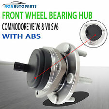 HOLDEN COMMODORE VE Front Wheel Hub Bearing With ABS Sedan/Wagon/Ute V6 V8 LH=RH