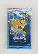 Webkinz Trading Cards Series 3 Unopened Factory Sealed 3 Packs