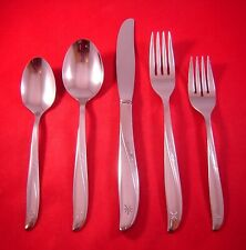 Oneida Twin Star Glossy Stainless Flatware Your Choice