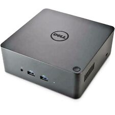 Dell TB18 K16A 3GMVT Thunderbolt USB Type-C Ultra HD 4K Dock, 240W PSU