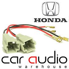 CT55-HD02 Honda Civic Accord Rear Shelf Car Speaker Adaptor Plug Lead Connectors