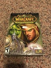 World of Warcraft  The Burning Crusade Expansion Set - Brand New