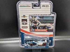 2014 Simon Pagenaud #77 Oculus Indy GP Win Indycar 1:64 Greenlight Diecast