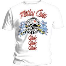 Motley Crue Herren T-Shirt: Vintage Zündkerze GGG