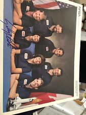 Sally Ride Nasa Space Shuttle Astronaut Autograph Signed Litho Photo Sts 41G