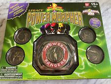 Mighty Morphin Power Rangers Legacy Morpher