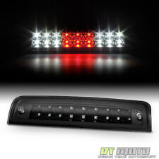 Blk 2009-2017 Dodge Ram 1500 10-17 2500 3500 LED 3rd Brake Light Stop Cargo Lamp