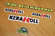 Rossi KERAKOL Helmet and Visor Decals/Stickers