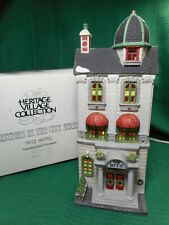 Dept 56 Ritz Hotel Christmas in the City