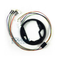 Small HengLong 1/16 Tank Turret Rotate Gear 360 Degree Electric Slip Ring