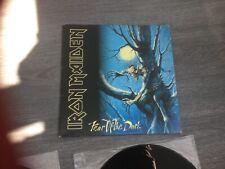 Iron Maiden Fear of the Dark Brazil Rare
