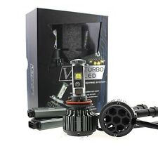 Cree LED Headlight Kit 7200LM & 60W/Set, H8/H9/H11/H16(JP) - Cool White 6000K