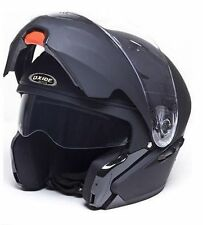 Unbranded Men's Plain Matt Motorcycle Helmets