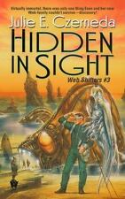 Hidden in Sight (Web Shifters #3)-ExLibrary