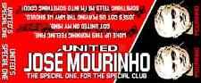 JOSE MOURINHO SCARF. MAN UNITED MANAGER SCARVES. MOURINHO SONG SCARF